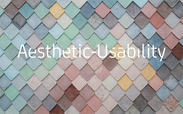 Aesthetic-Usability Effect: Can beauty become the key to usability in online retail?